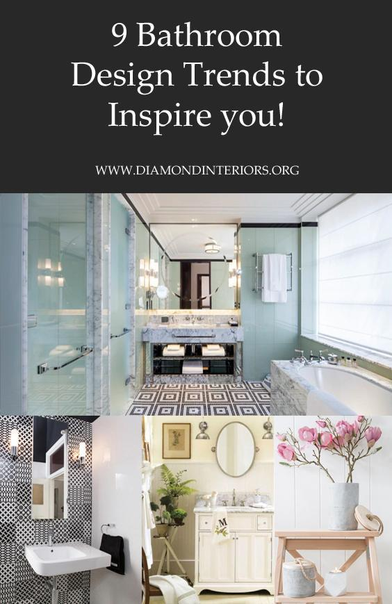 Top 5 tips for choosing towel rails diamond interiors - Bathroom tile design ideas to avoid the culture misconception ...